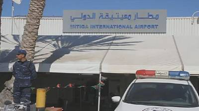 Tripoli's only functioning airport to reopen for night flights only