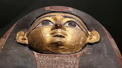 Egypt uncovers the remains of a powerful ancient priest