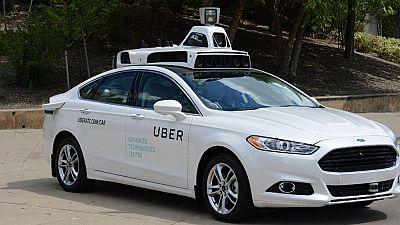 La voiture autonome reste un rêve - Uber