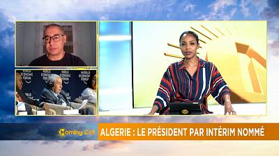 Algerians reject newly appointed interim president [The Morning Call]