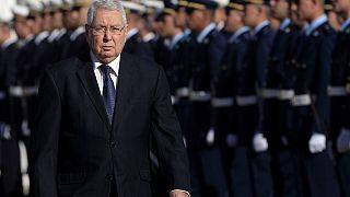 Profile: Algeria's interim president Abdelkader Bensalah
