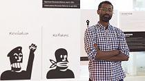 Un dessinateur soudanais veut éveiller les consciences