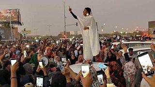 Alaa Salah, symbole féminin de la contestation au Soudan