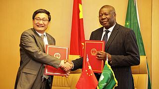 China gives AU $2m for capacity building efforts