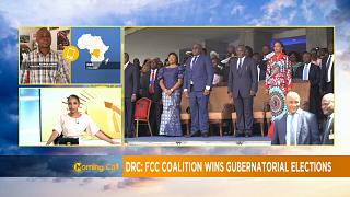 DRC: Kabila's FCC coalition sweeps gubernatorial seats [The Morning Call]