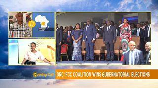 DRC: Kabila's FCC coalition sweeps gubernatorial seats [The Morning Call]