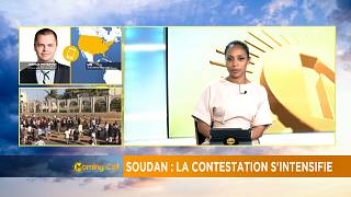 Sudan protests escalate [The Morning Call]