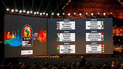 Full AFCON 2019 draw: Egypt vs. Zimbabwe in opening game