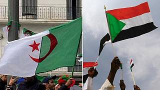 50 years rule toppled by popular protests: Algeria, Sudan uprising