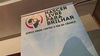 Angola : lutte contre le Sida chez les enfants