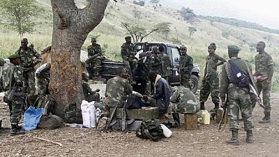 Congolese troops kill 36 Burundi rebels in east
