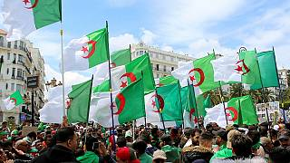 Algerian magistrates to boycott presidential polls