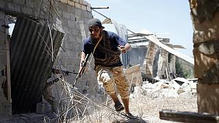Libye : 121 morts et près de 600 blessés dans les combats près de Tripoli
