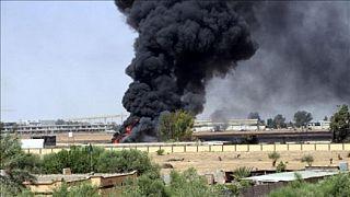Libye : un avion de chasse des pro-Haftar abattu près de Tripoli