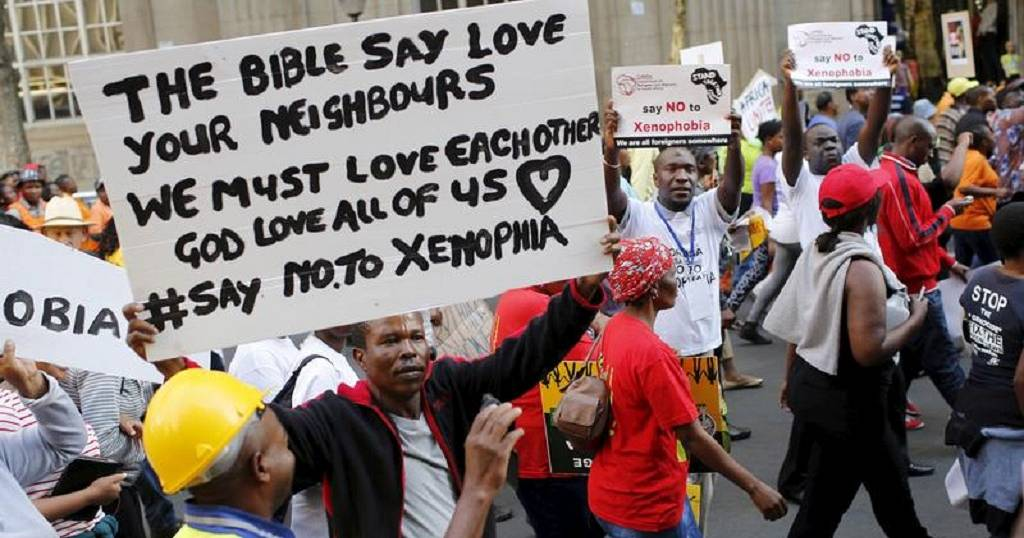 Image result for how do you tell if you're xenophobic