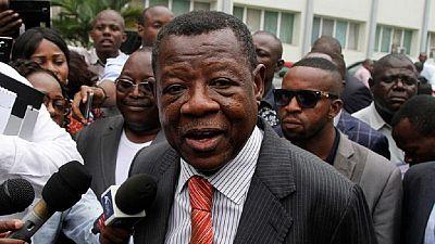 RDC : difficile reconversion pour Lambert Mende, l'ex-voix du régime Kabila