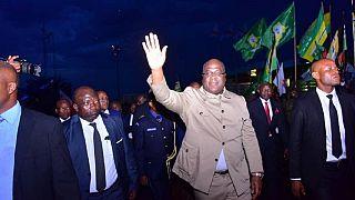 RDC - A Goma, Félix Tshisekedi promet la paix et la sécurité