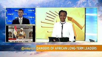 Le danger de la longevité des présidents africains [Morning Call]