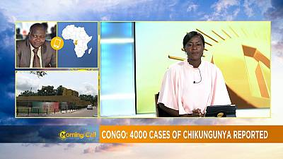 Congo: 4,000 cases of Chikungunya reported [The Morning Call]