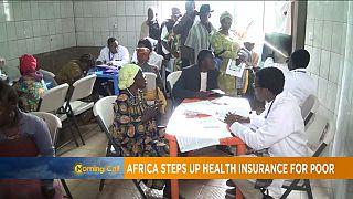 Grand Angle : la couverture santé universelle s'impose en Afrique