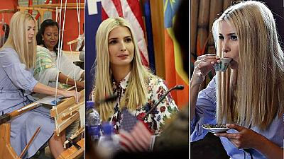 Ivanka Trump culminates Africa tour at Women Entrepreneur Summit