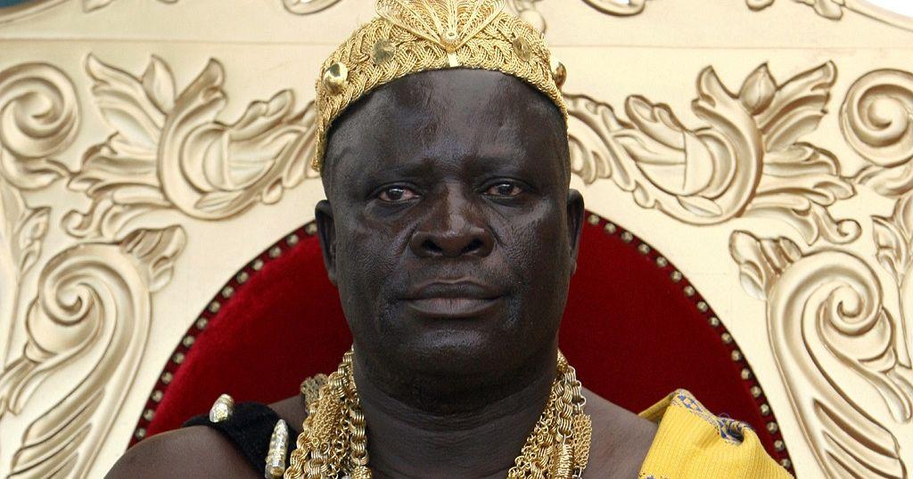 Ivorian king 'upset' by Notre-Dame blaze, vows rebuilding contribution