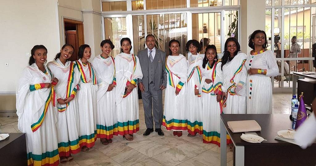 Ethiopia's all-female bank branch 'angers' Twitter users