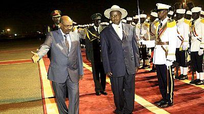 Uganda offers asylum to Sudan's Bashir