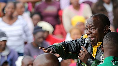 Ramaphosa, ANC struggling to retain support of loyal South Africans