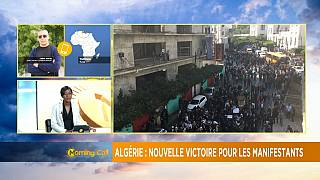 New win for Algerian protesters [The Morning Call]