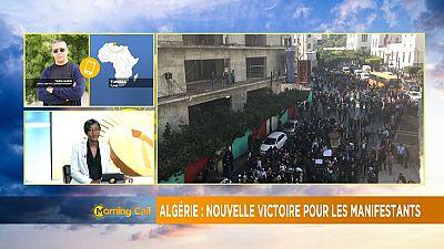 Algérie : un proche de Bouteflika démissionne [Morning Call]