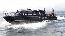 RDC : sauvetage difficile pour les 150 disparus du lac Kivu