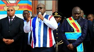 Tshisekedi calls on locals to trust health workers during crisis