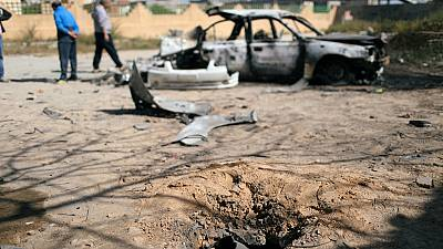 Libya crisis: Tripoli offensive continues