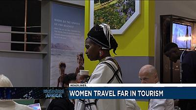 Women travel far in tourism [Business Africa]