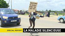 En République du Congo, les déficients mentaux cherchent assistance