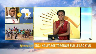 RDC : drame sur le lac Kivu, 150 personnes disparues dans un naufrage [Morning Call]
