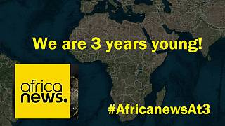 QUIZ: Africanews is 3 years young, how well do you know us?