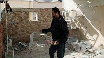 Crise en Libye : les déplacés recherchent de l'aide