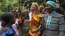 Multimedia: Ivanka's incredible Ethiopia, wonderful Ivory Coast trips