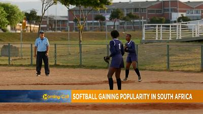 Softball gaining popularity in South Africa [The Morning Call]