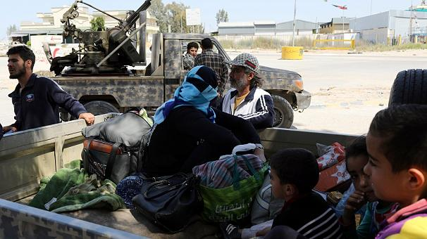 Crise en Libye : des déplacés font appel aux Nations Unies