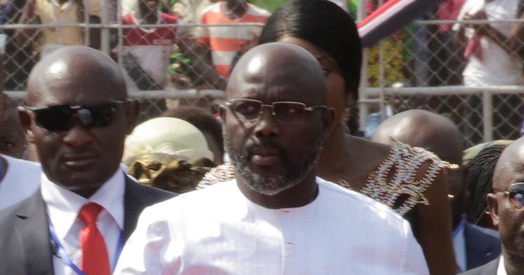 Black snakes force Liberia president to abandon office