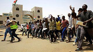 Soudan : les chefs de la contestation veulent former une autorité civile