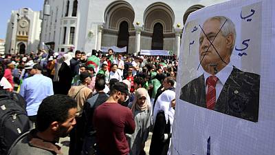 The Bs must go: Algerians demand more concessions