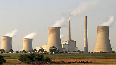 S. Africa brings forward Eskom bailout to avert default