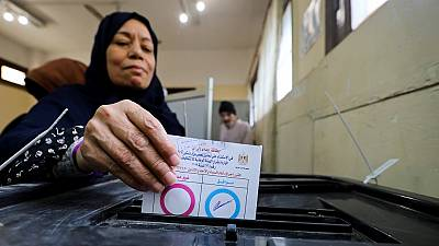 Voting begins in Egypt's pro-Sisi constitutional referendum
