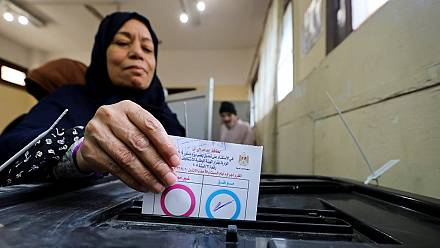 Voting begins in Egypt's pro-Sisi constitutional referendum
