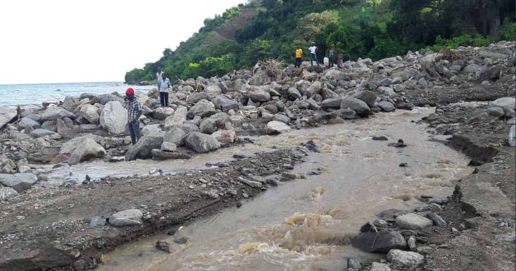 Landslide in northern Malawi kills at least 3, injures dozens