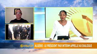 Algeria: Interim president calls for dialogue [The Morning Call]